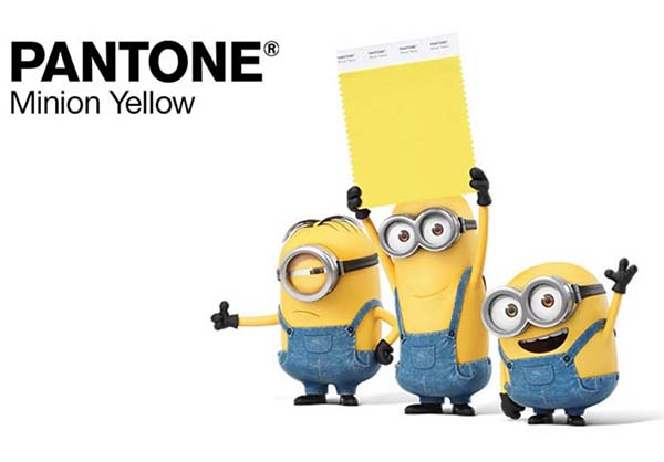 MINION YELLOW FOR BLOG