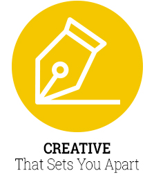 Creative That Sets You Apart