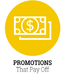 Promotions That Pay Off