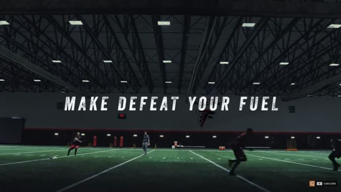 The New Gatorade Commercial Featuring Athletes Like Serena Williams, Peyton Manning, Michael Jordan And Matt Ryan Is An Example Of Storytelling At Its Finest.