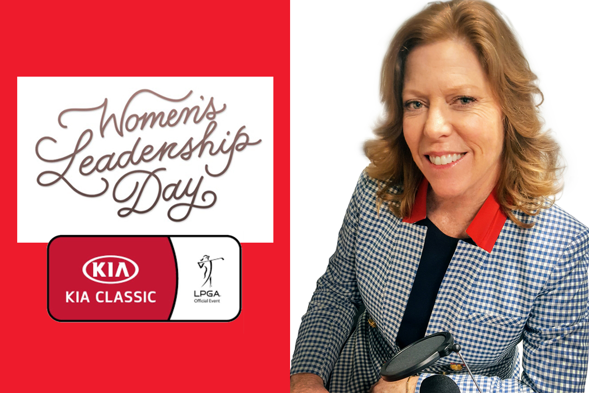 Kathy Cunningham, LPGA Women Leadership