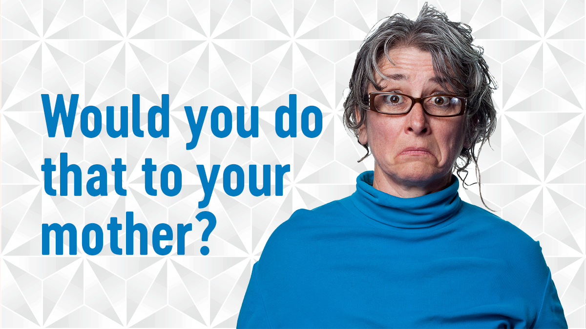 PODCAST PALOOZA PLAYBACK: Would You Do That To Your Mother?