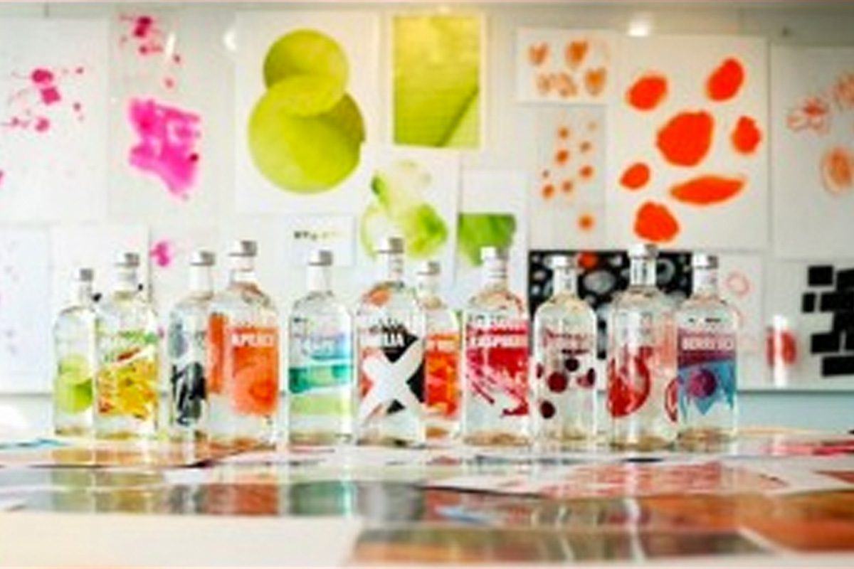 AD NEWS: Re-branding One Of The Most Iconic Brands Of Our Time! Absolut Takes A Shot!