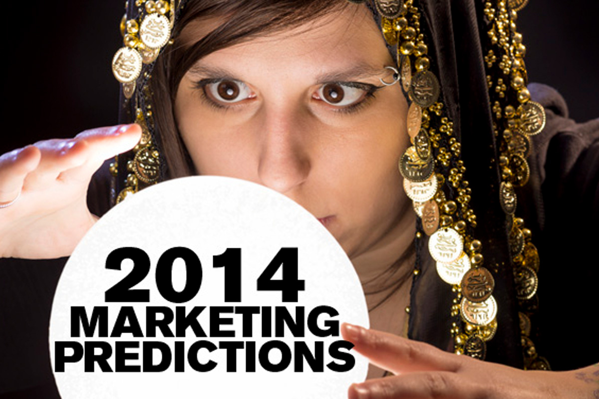 Top 7 Predictions For 2014: Are You Ready For The New Online World Order?