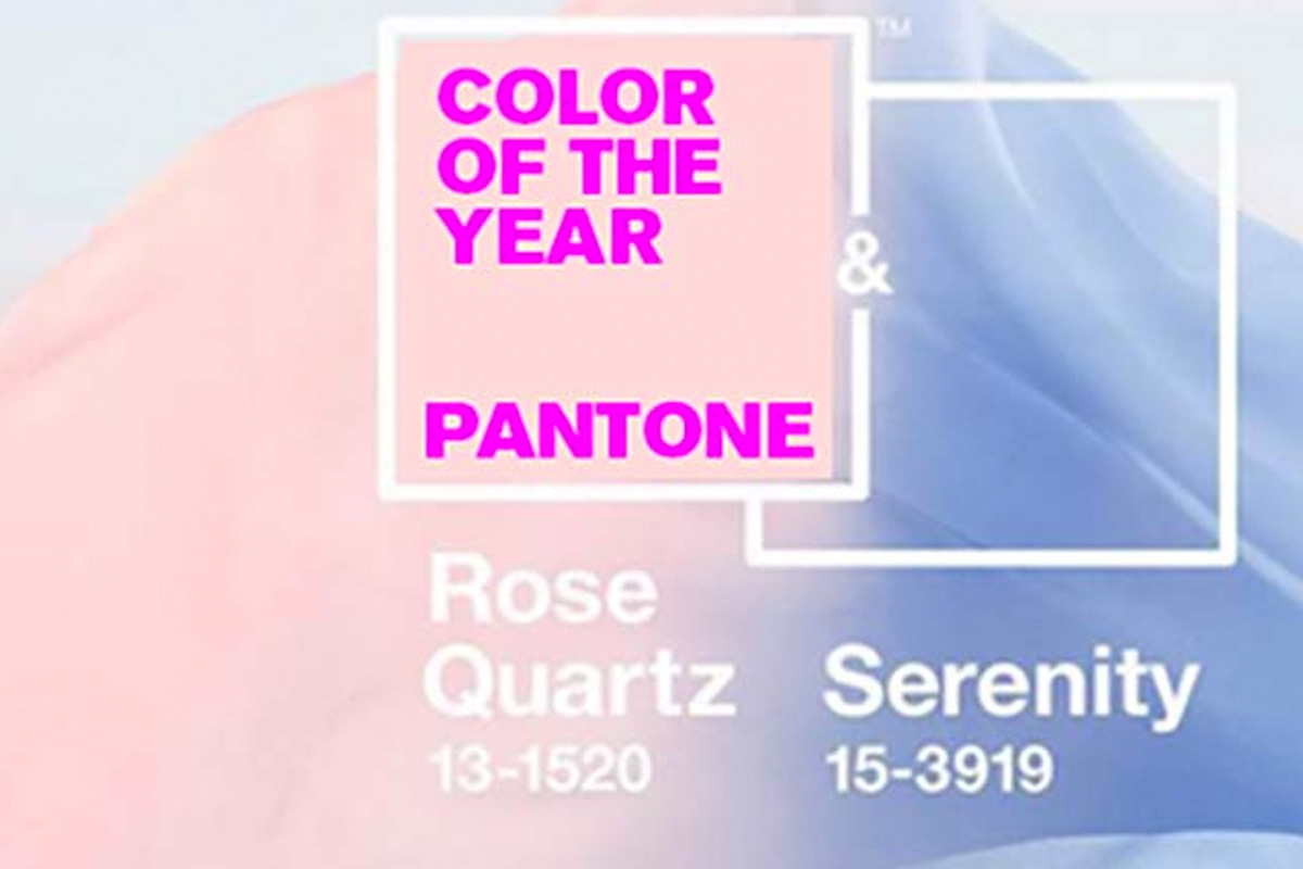 Pharell Williams, Minions And THE 2016 COLORS OF THE YEAR!