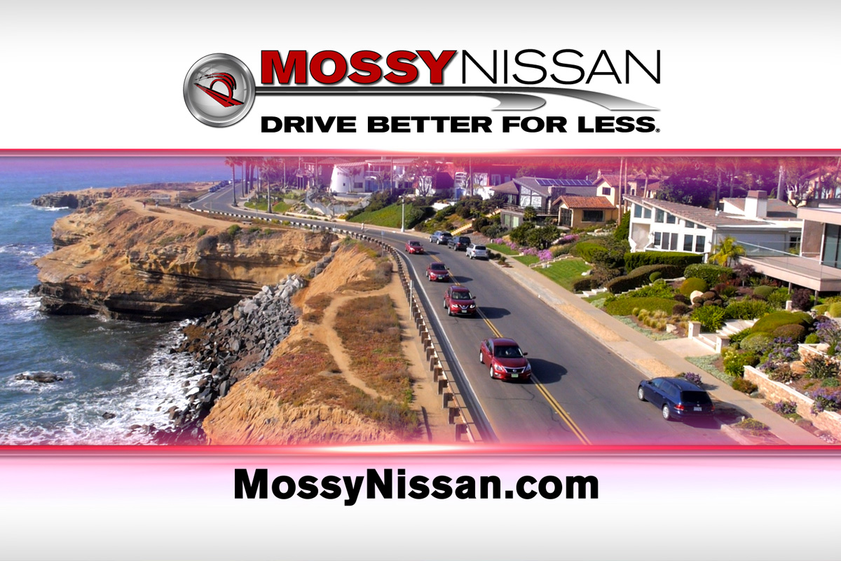 MOSSY NISSAN AND ADVANCED MARKETING STRATEGIES COLLABORATE ON EPIC NEW AD CAMPAIGN