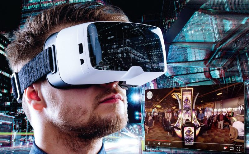 THE CRAFT OF MARKETING: First Virtual Reality Casino Tour