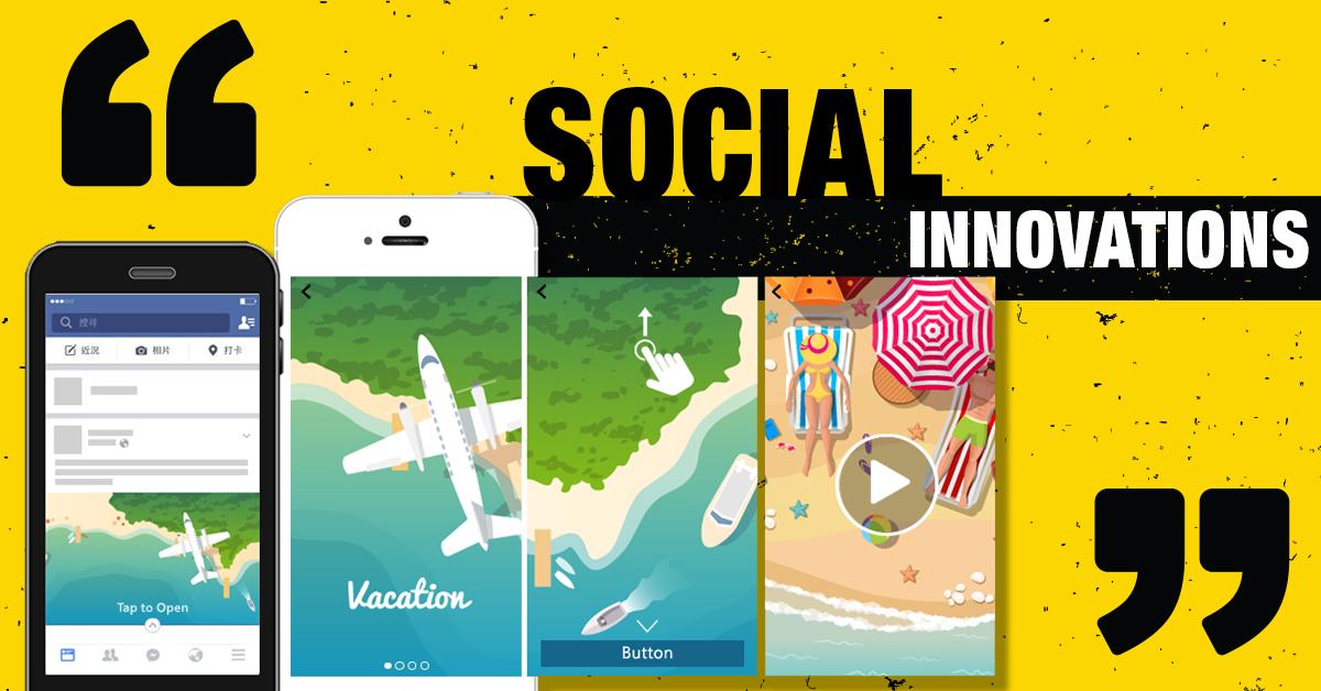 Social Innovations - Facebook Canvas