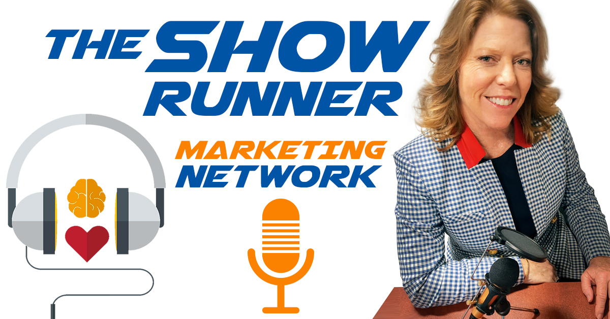 NEW MARKETING PODCAST: The Show Runner Network Launches Today!