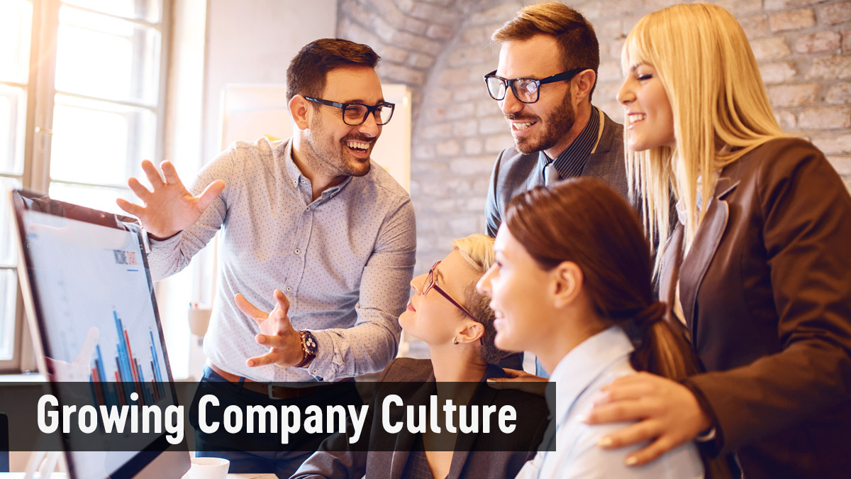 CORPORATE COMPASSION: Growing Company Culture And Why It's Important