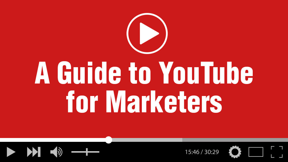 A Guide To Creating YouTube Content For Marketers