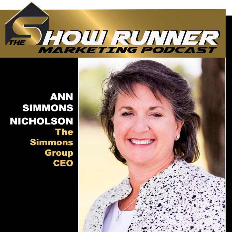 EP.12 Show Runner – Ann Simmons Nicholson