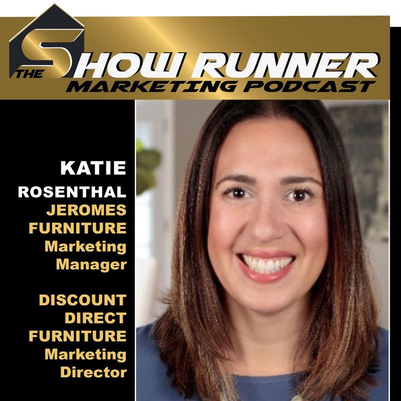 EP.20 Show Runner – Katie Rosenthal