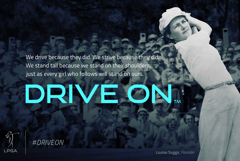 DRIVE ON: The LPGA Crushes It With Their New Inspirational Campaign!