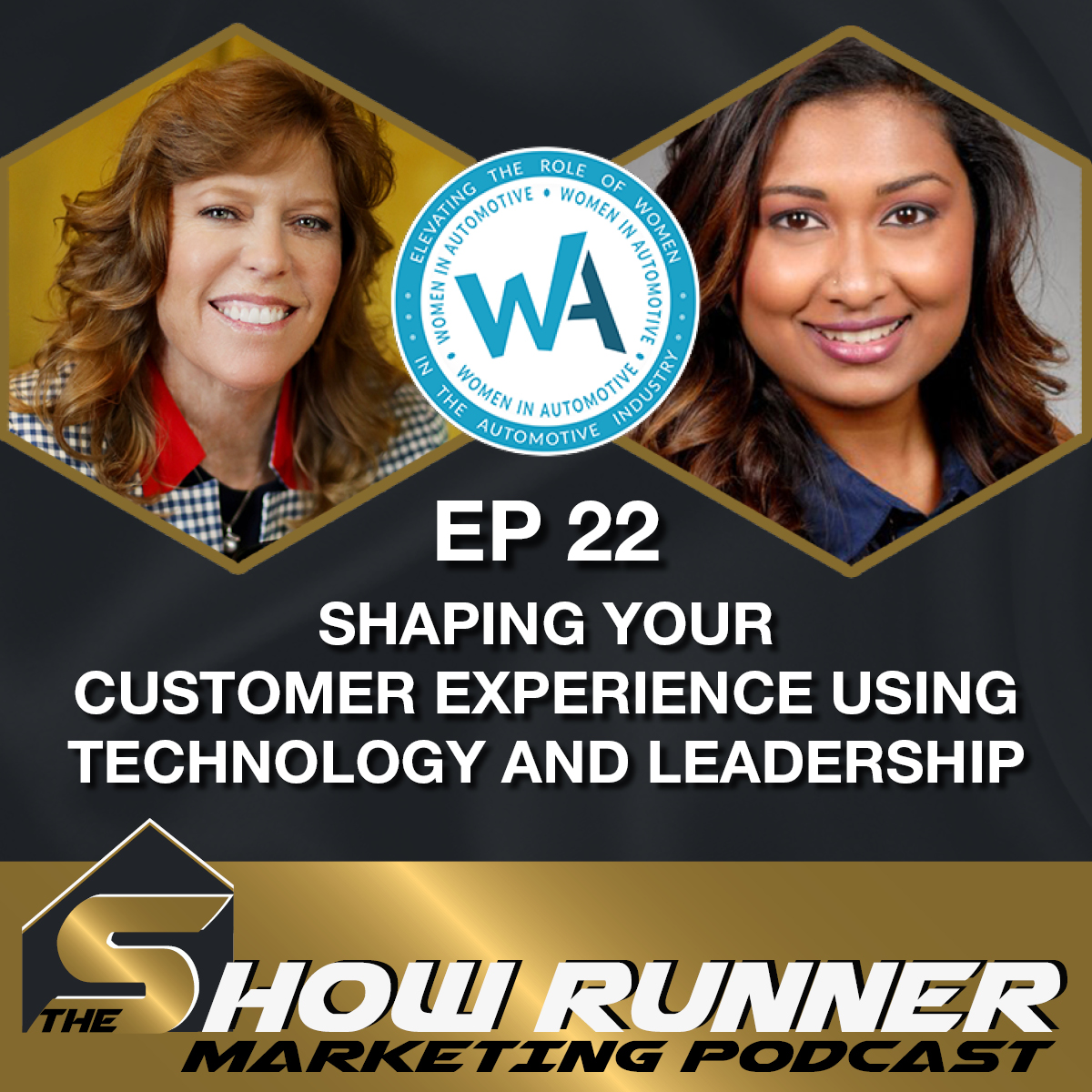 The Show Runner Marketing Podcast Interviews Women In Automotive Founder, Subi Fernando Ghosh About Leadership, Diversity And Real Company Culture.