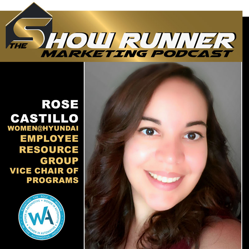 EP.25 Show Runner – Rose Castillo