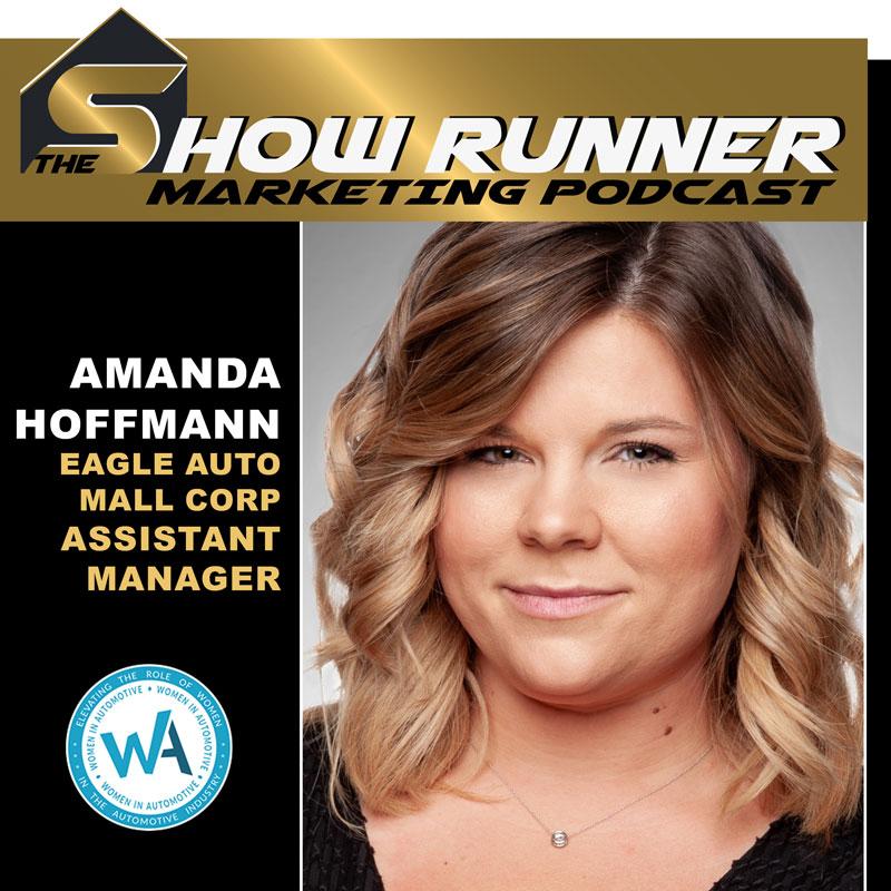EP.26 Show Runner – Amanda Hoffmann