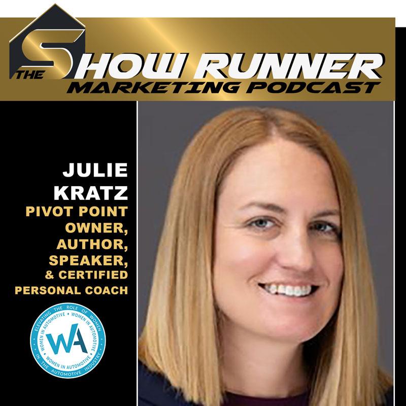 EP.27 Show Runner – Julie Kratz