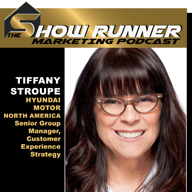 Ep.28 Show Runner – Tiffany Stroupe