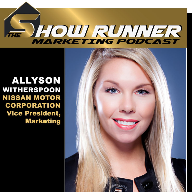 Ep.33 – COVID-19: Shaping Marketing History With Allyson Witherspoon